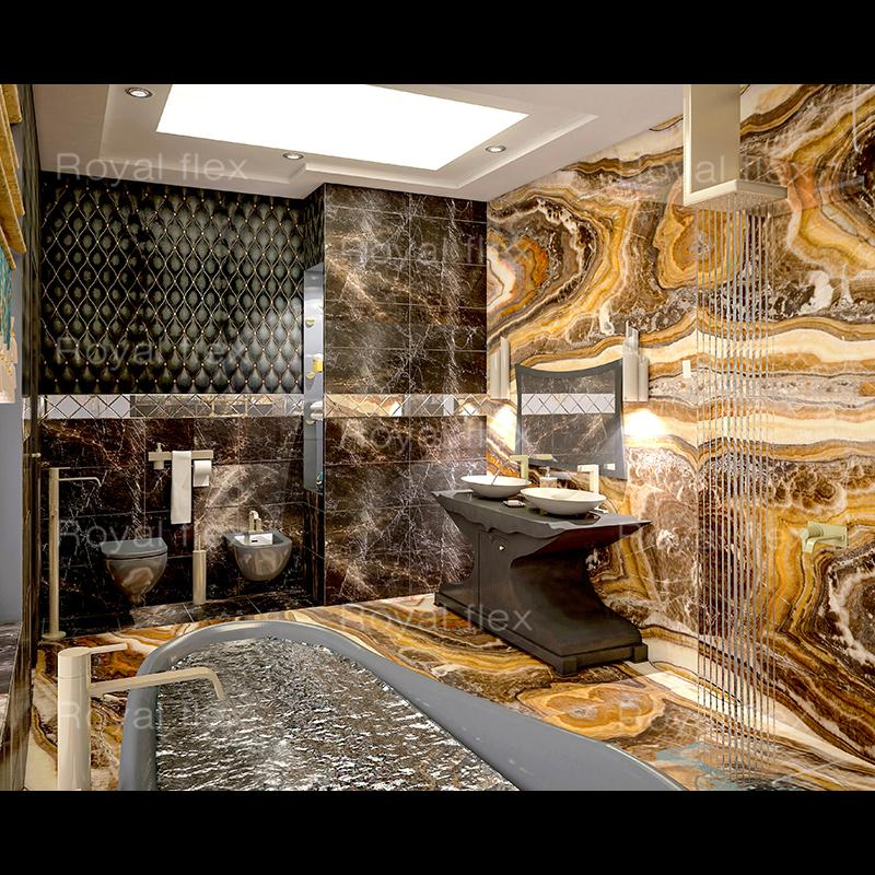 bathroom interior modeling design